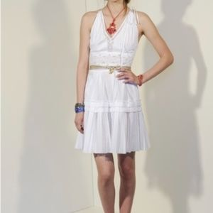 Roberto Cavalli White Lace Dress 70% off MSRP